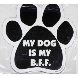 My Dog is My B.F.F