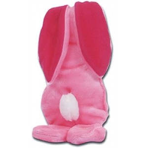 Cottontail Bunny Dog Toy