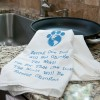 Kitchen Towel - Saving One Dog