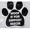 Woof if you Support Rescue
