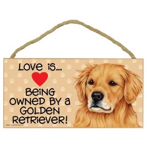 golden retriever stuff